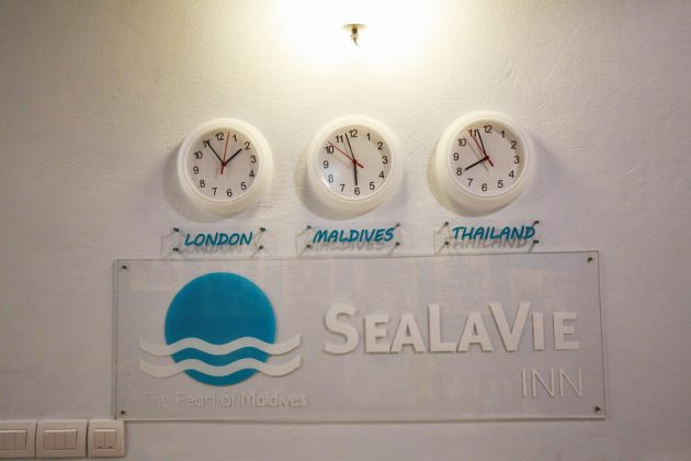 SEALAVIE INN เกาะอูคูลัส มัลดีฟส์