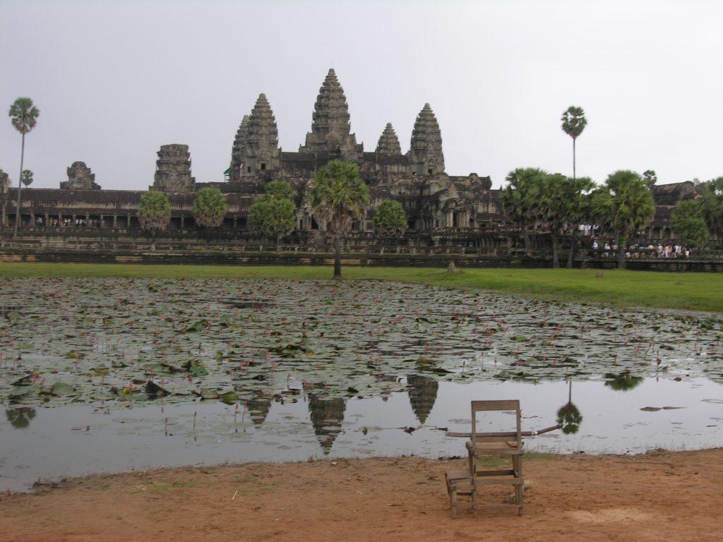 Angkor Wat (Cambodge)