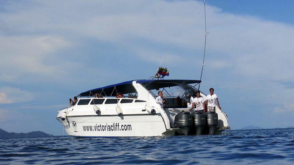 ดำน้ำที่ เกาะนาวโอพี Nyaungoophee Island